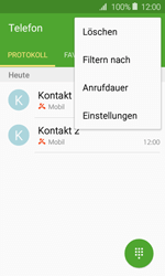 Samsung J120 Galaxy J1 (2016) - Anrufe - Anrufe blockieren - Schritt 5