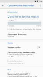 Nokia 8 - Internet et roaming de données - Comment vérifier que la connexion des données est activée - Étape 6