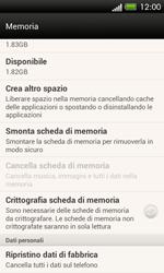 HTC One SV - Dispositivo - Ripristino delle impostazioni originali - Fase 6