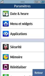 Samsung Wave 723 - Sécuriser votre mobile - Activer le code de verrouillage - Étape 4