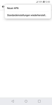 LG G6 - Internet - Manuelle Konfiguration - 8 / 36