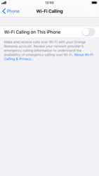 Apple iPhone 8 - iOS 13 - WiFi - Enable WiFi Calling - Step 6
