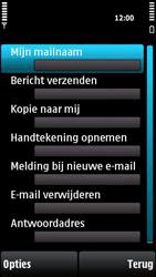 Nokia X6-00 - e-mail - handmatig instellen - stap 28