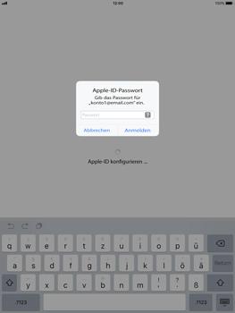 Apple iPad Air 2 - iOS 11 - Persönliche Einstellungen von einem alten iPhone übertragen - 16 / 29