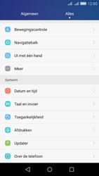 Huawei Y6 - software - update installeren zonder pc - stap 3
