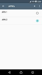 Sony Xperia X Compact (F5321) - Internet - Handmatig instellen - Stap 19