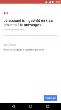 Nokia 6.1 (Dual SIM) - E-mail - Account instellen (IMAP met SMTP-verificatie) - Stap 20