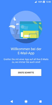 Sony Xperia XZ2 - E-Mail - Konto einrichten (outlook) - 4 / 19