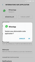 Samsung Galaxy J3 (2017) - Applications - Comment désinstaller une application - Étape 7