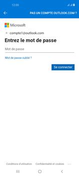 Samsung Galaxy A21s - E-mails - Ajouter ou modifier votre compte Outlook - Étape 9