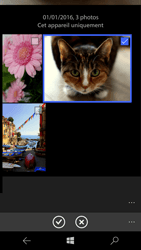 Microsoft Lumia 650 - E-mail - Envoi d