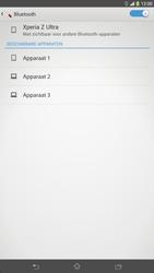 Sony C6833 Xperia Z Ultra LTE - bluetooth - aanzetten - stap 6