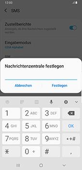 Samsung Galaxy S9 Plus - Android Pie - SMS - Manuelle Konfiguration - Schritt 9