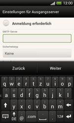 HTC C525u One SV - E-Mail - Konto einrichten - Schritt 11