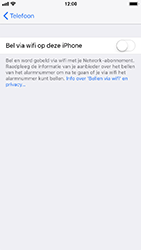 Apple iPhone 8 - Bellen - bellen via wifi (VoWifi) - Stap 5