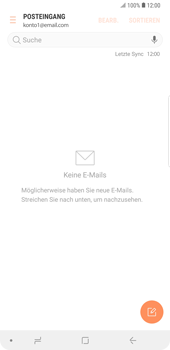 Samsung Galaxy Note9 - E-Mail - E-Mail versenden - 5 / 21