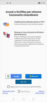 Huawei Nova 5T - Operazioni iniziali - Come aggiungere una lingua alla tastiera - Fase 6