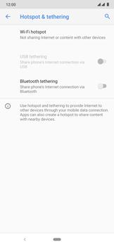Nokia 6.2 - WiFi - How to enable WiFi hotspot - Step 6