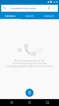 Motorola Google Nexus 6 - Anrufe - Rufumleitungen setzen und löschen - 0 / 0