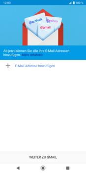 Sony Xperia XZ3 - E-Mail - Konto einrichten (gmail) - Schritt 6