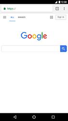 LG Nexus 5X - Android Oreo - Internet - Internet browsing - Step 7