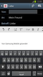 Samsung Galaxy S III - OS 4-1 JB - E-Mail - E-Mail versenden - 9 / 18