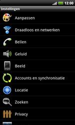 HTC A9191 Desire HD - bluetooth - aanzetten - stap 4