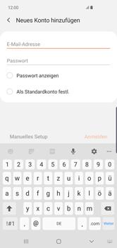 Samsung Galaxy S10 Plus - E-Mail - 032c. Email wizard - Outlook - Schritt 7