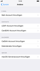Apple iPhone 6s - E-Mail - Konto einrichten - 6 / 30