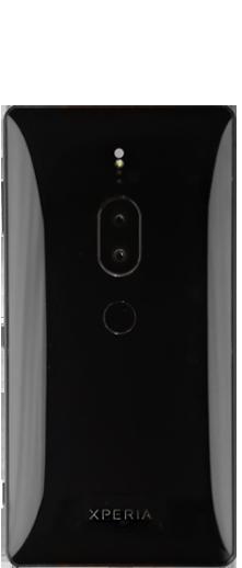 Sony Xperia XZ2 Premium - SIM-Karte - Einlegen - Schritt 2