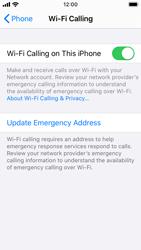 Apple iPhone SE - iOS 13 - WiFi - Enable WiFi Calling - Step 8