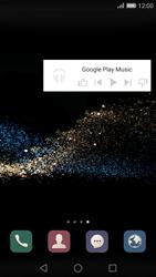 Huawei Ascend P8 - Startanleitung - Installieren von Widgets und Apps auf der Startseite - Schritt 8