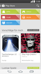 LG G3 - Apps - Installieren von Apps - Schritt 4