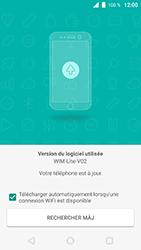 Wiko WIM Lite - Aller plus loin - Mettre à jour le logiciel interne de votre mobile - Étape 8