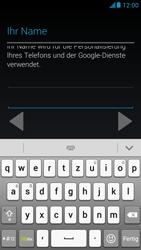 Huawei Ascend G526 - Apps - Einrichten des App Stores - Schritt 5