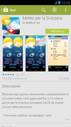 Alcatel One Touch Idol - Applicazioni - Installazione delle applicazioni - Fase 15