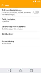 LG G5 (H850) - sms - handmatig instellen - stap 7