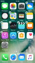 Apple iPhone SE - iOS 10 - iOS features - Supprimer et restaurer les applications iOS par défaut - Étape 5