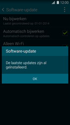 Samsung G800F Galaxy S5 Mini - Software update - update installeren zonder PC - Stap 9
