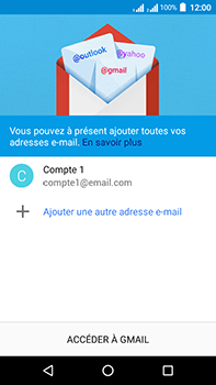 Acer Liquid Zest 4G Plus Double SIM - E-mail - Configuration manuelle - Étape 26