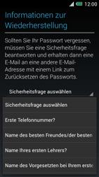 Alcatel One Touch Idol Mini - Apps - einrichten des App Stores - Schritt 13