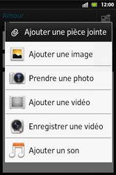 Sony ST27i Xperia Go - E-mail - envoyer un e-mail - Étape 9