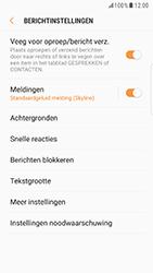 Samsung G925F Galaxy S6 Edge - Android Nougat - SMS - Handmatig instellen - Stap 6