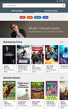 Samsung Galaxy Tab A 10-1 - Apps - Herunterladen - Schritt 5