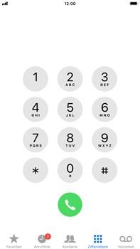 Apple iPhone 7 Plus - iOS 12 - Anrufe - Anrufe blockieren - Schritt 3
