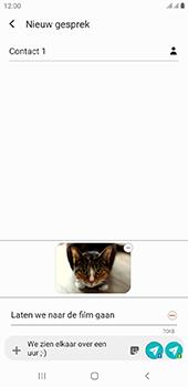 Samsung Galaxy J6 Plus - MMS - afbeeldingen verzenden - Stap 20