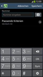 Samsung Galaxy S4 Active - Anrufe - Anrufe blockieren - 9 / 14
