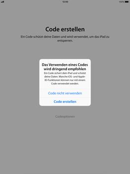 Apple iPad Air - iOS 11 - Persönliche Einstellungen von einem alten iPhone übertragen - 13 / 27