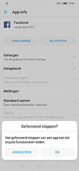 Huawei P Smart Plus - apps - apps afsluiten - stap 7