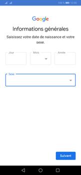 Huawei P30 - Applications - Configuration de votre store d